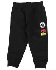 Bottoms - Fleece Sweatpants (2T-4T)-2288455