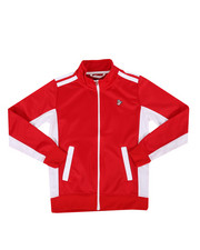 Activewear - Color Block Tricot Jacket (8-20)-2287460