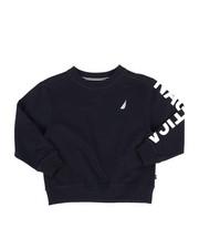 Boys - Nautica Logo Pullover (4-7)-2287465