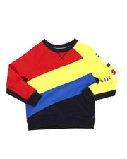 Boys - Color Block Nautica Logo Pullover (8-20)-2288195