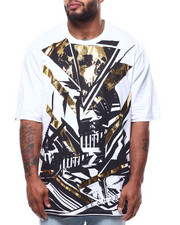 Sean John - Skittish Skull Tee (B&T)-2288820