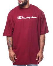 Champion - S/S Script Tee (B&T)-2288732