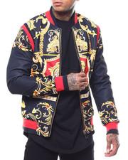 Outerwear - Baroque Print Jacket-2289064