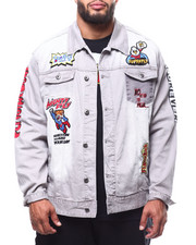Outerwear - Rugrat Denim Jacket (B&T)-2288322
