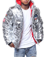 Champion - METALLIC PUFFER COAT-2288246