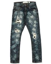Boys - Speckle Stone Denim Jeans (8-20)-2288759