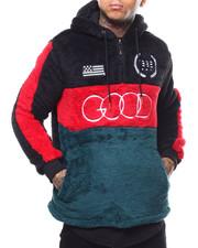 Outerwear - GOOD SHERPA ANORAK HOODIE-2288952