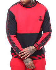 Karl Kani - COLORBLOCK CREWNECK SWEATSHIRT-2288985