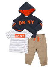 Boys - 3rd Avenue 3Pc Set (Infant)-2288564