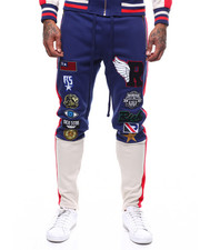 Rich Star - RS PATCH VARSITY Track Pant-2288969
