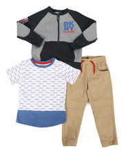 Boys - East Circle Avenue 3Pc Set (4-7)-2288568