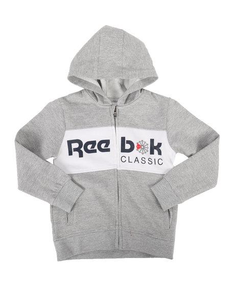 Reebok - Classic Full Zip Hoodie (4-7)