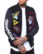 Denim Jackets - BP SPACE DENIM JACKET-2289019