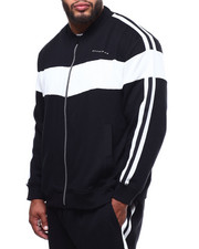 Sean John - Chevron Colorblocked Track Jacket (B&T)-2288847