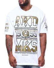Akademiks - S/S Mks Tee  (B&T)-2289279