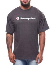 Champion - S/S Script  Tee (B&T)-2288742