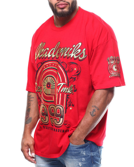 2f877d84 Buy S/S Lanes Tee (B&T) Men's Shirts from Akademiks. Find Akademiks ...