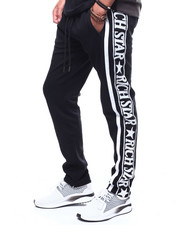 Rich Star - BIG LOGO EMBLEM Track Pant-2289014