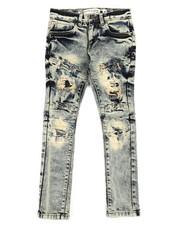 Boys - Pit Crew Denim Jeans (8-20)-2289205
