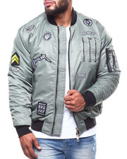 Buyers Picks - Flight Jacket/Patches (B&T)-2289348