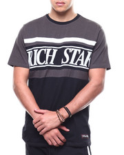 Rich Star - BIG LOGO EMBLEM Tee-2289373