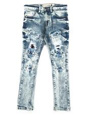 Boys - Pit Crew Denim Jeans (8-20)-2289215