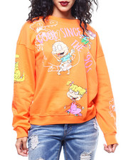 Fashion Lab - Rugrats 90s Crewneck Pullever-2289572