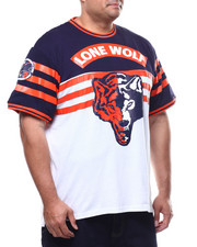 Shirts - S/S Wolves Tee (B&T)-2289607