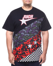 Shirts - S/S Rich Star Tee  (B&T)-2289615