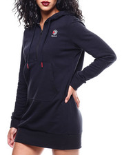 Dresses - Reebok AC FL Hooded Dress-2289909