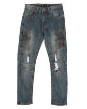 Sizes 8-20 - Big Kids - Vintage Denim Jeans (8-20)-2284646