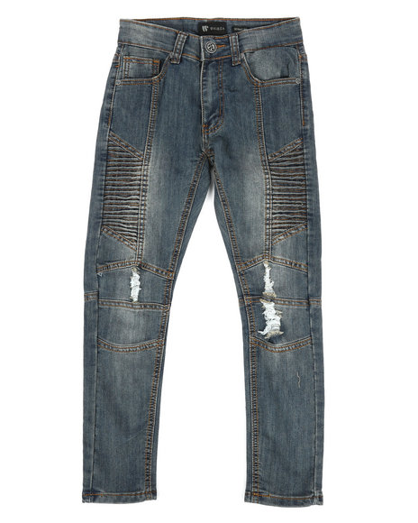 Arcade Styles - Vintage Denim Jeans (8-20)