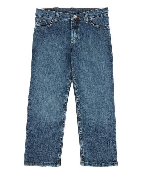 Wrangler - Regular Fit Jeans (Husky 8-20)