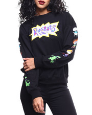 Fashion Lab - Rugrats Crew Neck Pullover-2289577