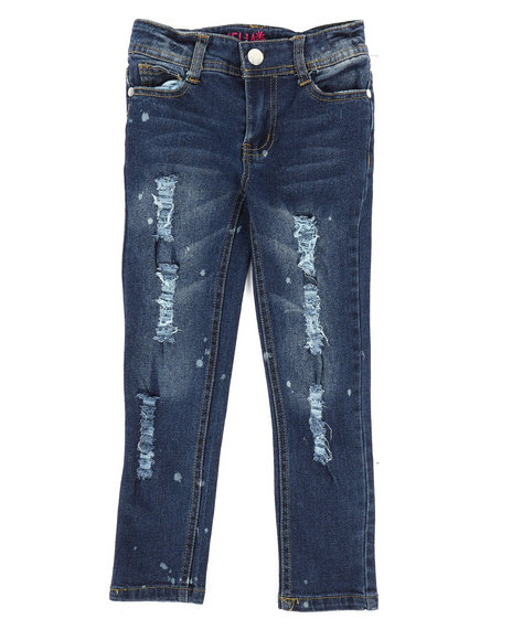 Delia's Girl - Ripped Details Jean (4-6X)