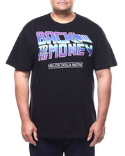 Shirts - S/S Back to the Money Tee(B&T)-2289627