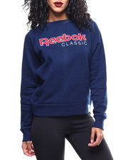 Athleisure for Women - reebok AC Iconic FL Crew-2289889