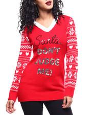 Women - Santa Dont Judge Me-2288782