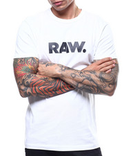 Global Movement Mens - YOUN Raw Tee-2289686