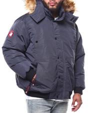 Outerwear - Parka Bomber Jacket (B&T)-2290273
