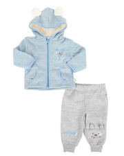 Duck Duck Goose - Puppy 2Pc Fleece Set (Infant)-2290253