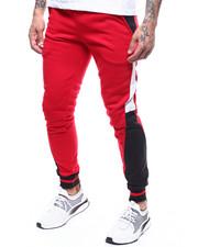 Sweatpants - Panel colorblock Jogger Pant-2290176