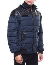 Heavy Coats - MO.JO Puffer Coat by Joe Whistler-2290303