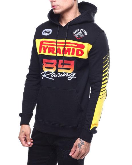 Black Pyramid - Pyramid Racing Team Hoody