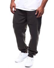 Sweatpants - Waterproof Zip Fleece Jogger (B&T)-2290398