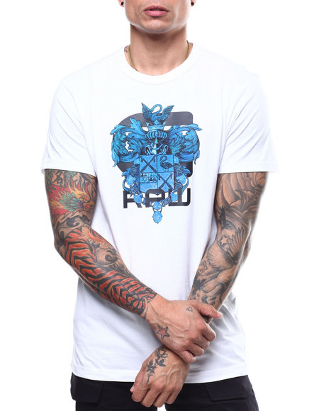 G-STAR - Baroque Graphic Tee