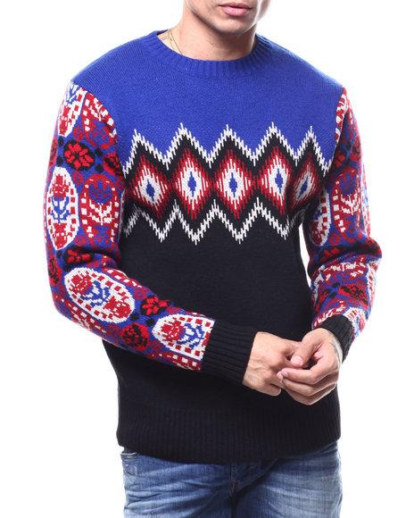 G-STAR - Oxford Jacquard Sweater