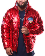 Champion - METALLIC PUFFER COAT-2290231