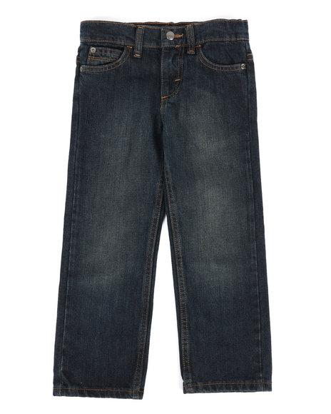 Wrangler - Wrangler Regular Fit Jeans (4-7)