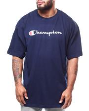Champion - S/S Script Tee (B&T)-2288737
